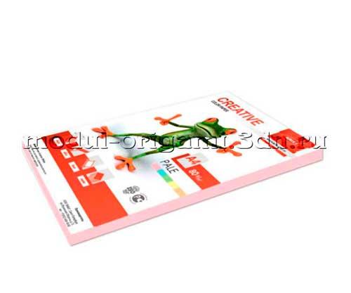 Бумага для модулей оригами Creative color пастель розовый